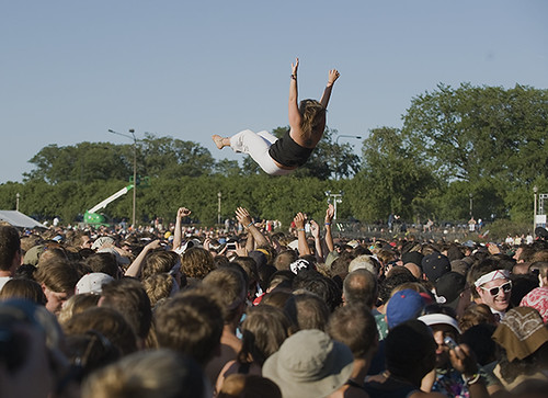 Lolla crowd (8-2-08)