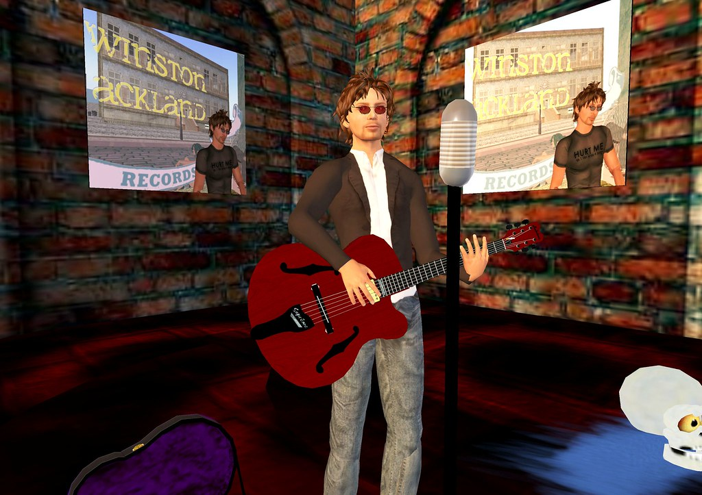 Winston Ackland Live Music at Charon's Crossing 001