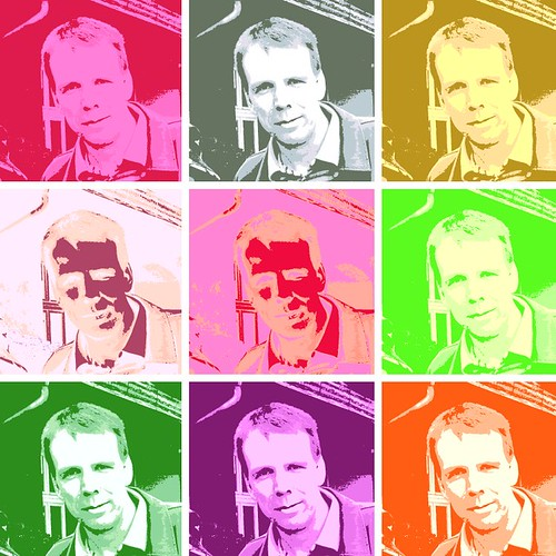 Tribute to Andy Warhol