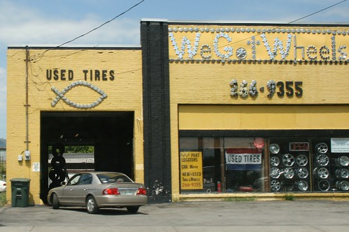Working Title Jesus Is Our Lord Used Tires
