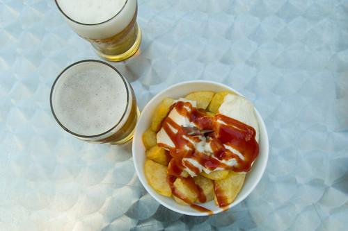 Patatas Bravas in Valencia-30