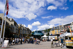 Touristy Mont Tremblant