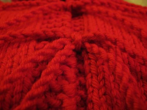 red hoodie closeup 080708