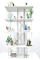 garden & house (nilton suenaga) Tags: tokyo sãopaulo ryuenishizawa 妹島和世 西沢立衛 gardenhouse institutotomieohtake