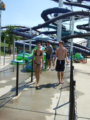 It was fun (srg3037) Tags: water slide carowinds