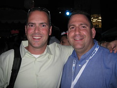 Jon Diorio and Bryan Eisenberg Google Dance 2008
