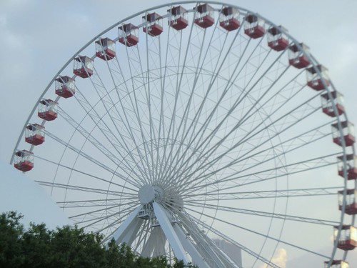 Chicago Navy Pier Ferris Wheel