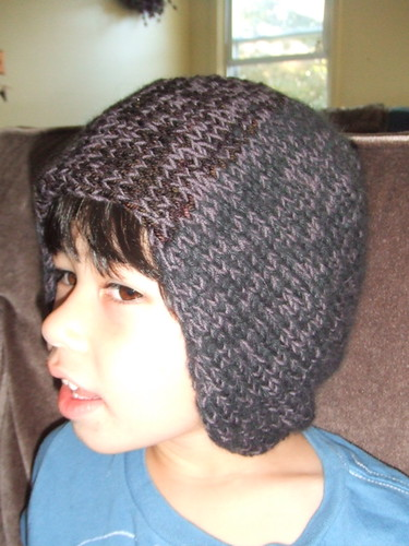 Mieko Mintz Manly Hat for My Son