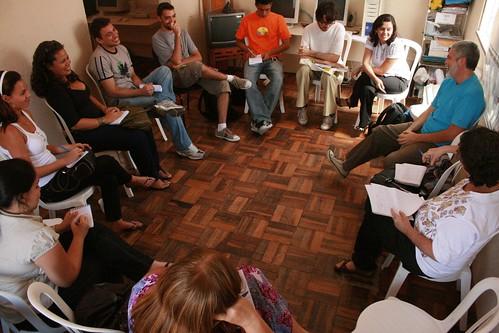 Conversa com Pontos de Cultura CE