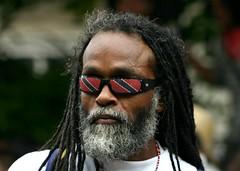 Notting Hill Carnival 2008 (DrGUID) Tags: carnival sunglasses dreadlocks beard jamaica jamaican nottinghill