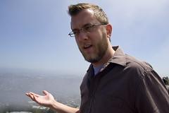 """What is this cloud-like mess?"" (jgarber) Tags: sanfrancisco california 15fav me twinpeaks beardo jasongarber"