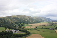 """The National Wallace Monument, panorama • <a style=""""font-size:0.8em;"""" href=""""http://www.flickr.com/photos/62319355@N00/2830765682/"""" target=""""_blank"""">View on Flickr</a>"""