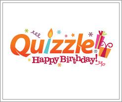 Happy Birthday Quizzle! by QuizzleTown
