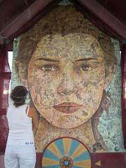 "Art Farm's ""Shrine of Fortuna"""
