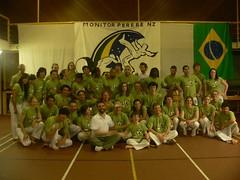 Aruandê Capoeira Dunedin