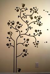 IKEA Slätthult Folk Tree - Wall Decals