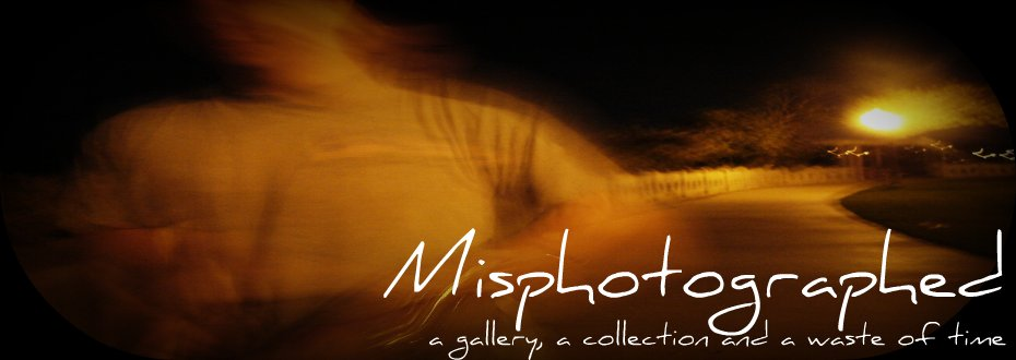 Misphotographed