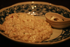 Musha, Torrance, CA - Cheese Risotto