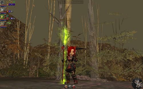 Ravager's Skin, Crimson Hunter (cm)