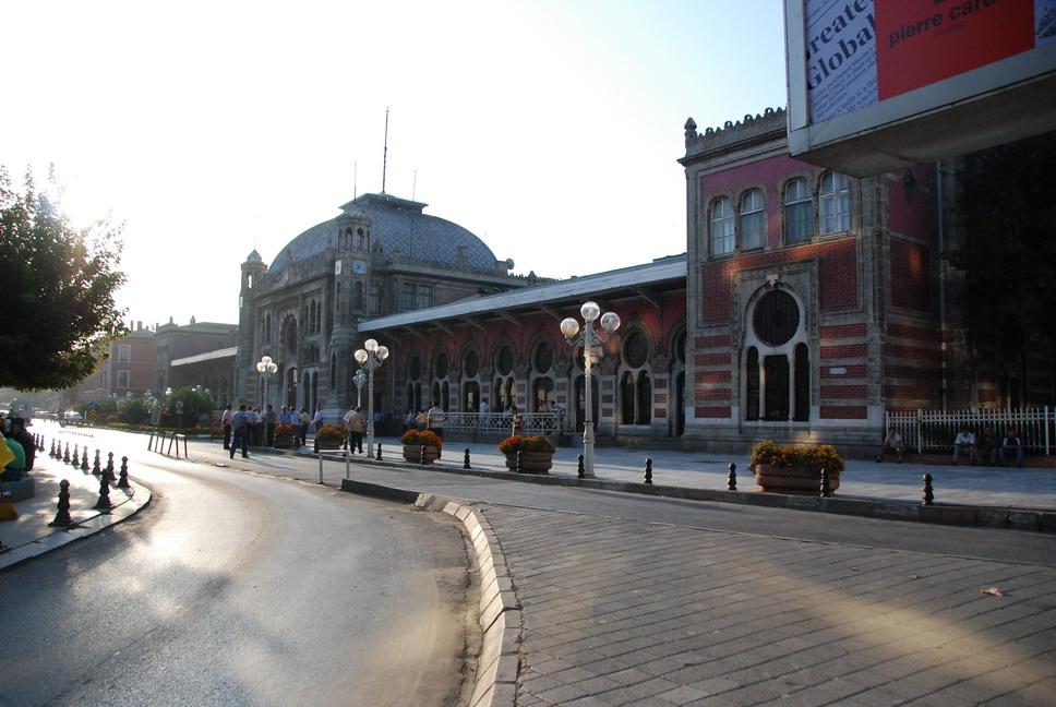Sirkeci Station 錫爾凱吉車站