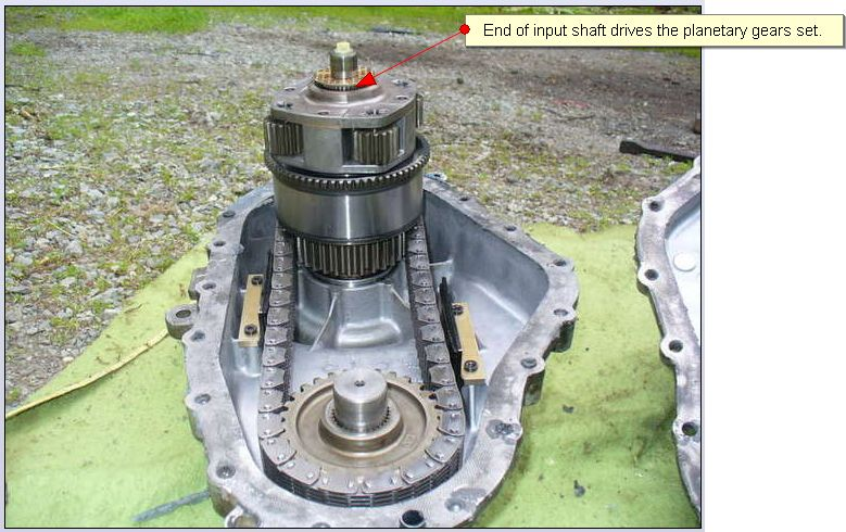School Me (and you?!) On Viscous Couplings (BW4404)   Ford