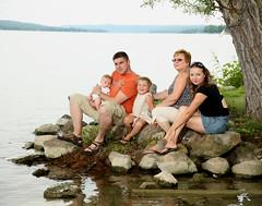 Nad jeziorem Conesus, Sierpień 2008