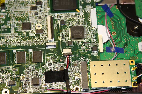 Inside the Acer Aspire One