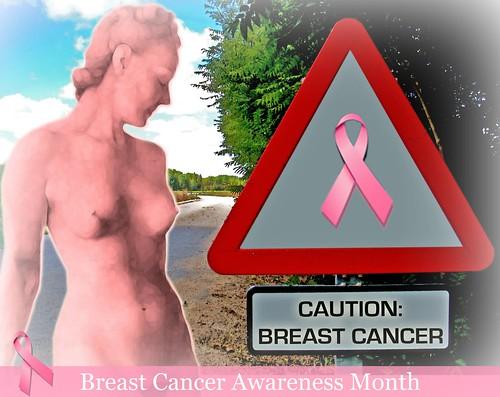 mes de la concienciación frente al cancer de mama
