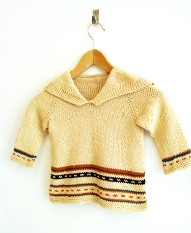 Kid's Pullover