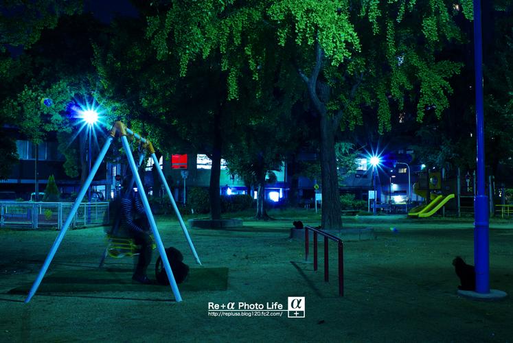 night+park。