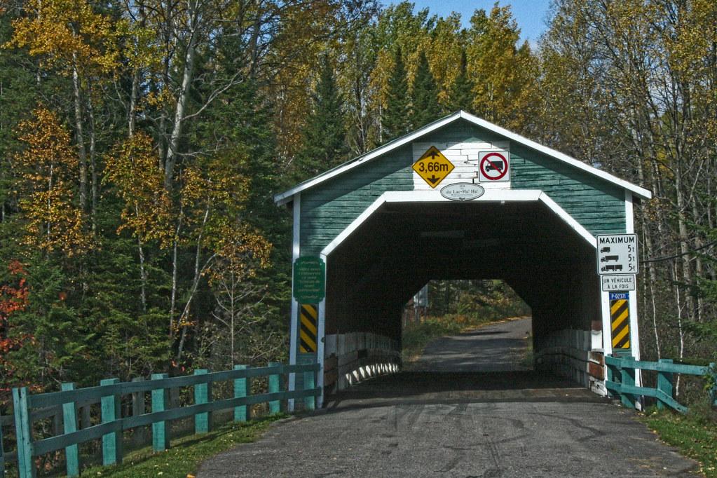 Pont du Lac-Ha!Ha!, Ferland-et-Boilleau