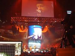 Jon Foreman on stage