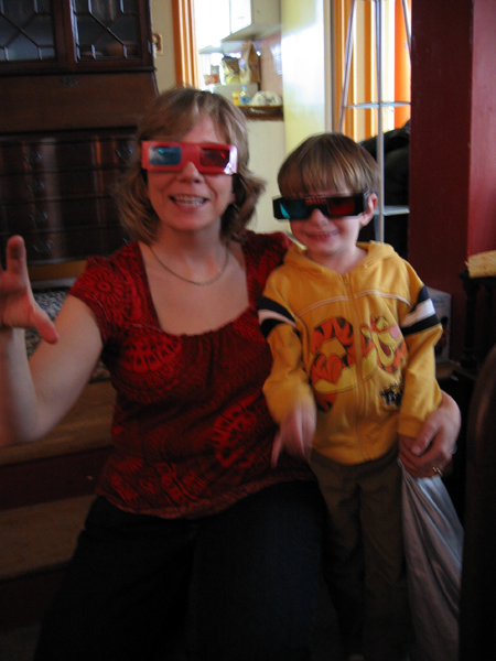 Alyce and Nephew, in 3D (Click to enlarge)