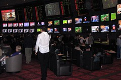 Sports betting, MGM Grand