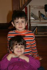 Miguel and Zeca