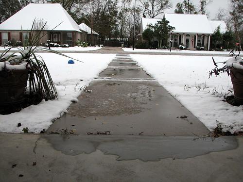 front walk