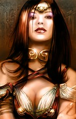 human female portrait number 24 from Neverwinter Nights