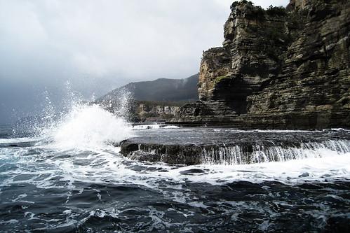 Tasmania Southern Ocean by AdamSelwood.