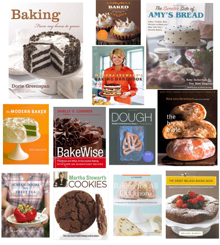 2008 Holiday Guide: Cookbooks