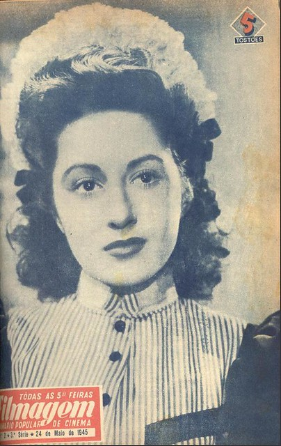 Filmagem, No. 21, May 24 1945, Rosária Meireles