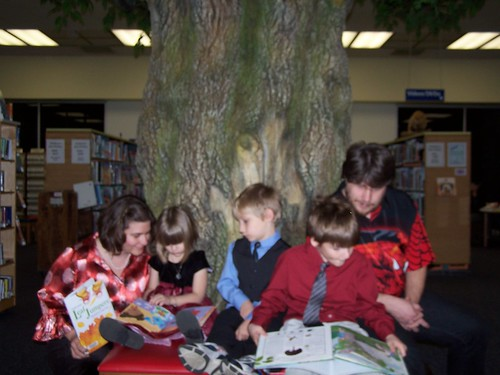 Reading around the RyanTree