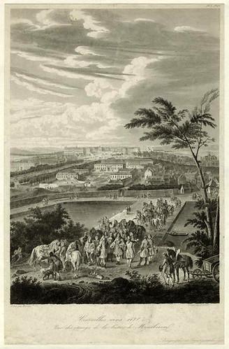 003-Vista de los estanques de la colina Montboron 1688