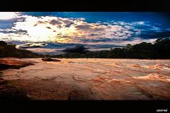 Nature calling (saternal) Tags: sunset river evening kerala scenary hdr thrissur 10mm goldenglobe athirapally totalphoto aplusphoto saternal thebestofday gnneniyisi rubyphotographer lesamisdupetitprince