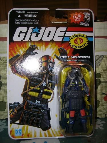 Cobra Paratrooper