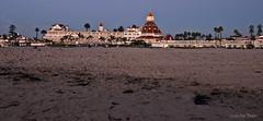 Hotel Del Coronado (Beach side) (Jim Frazee) Tags: california coronado hoteldelcoronado