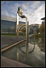 WTC (WaysBcn) Tags: barcelona park worldtradecenter wtc ways modernismo cornella almeda aplusphoto waysbcn
