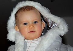 Snow Princess (Kristin Sig) Tags: christmas child princess brynja snowprincess