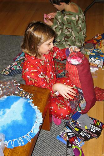 Chunguita stocking
