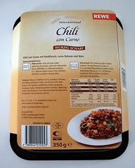 Rewe Chili con Carne