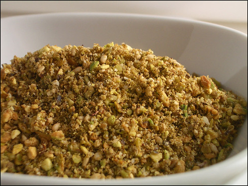 dukkah up close